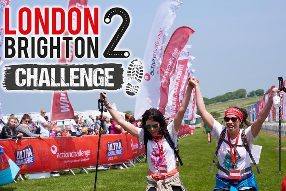London to Brighton Ultra Challenge