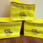 EBA Cool Bags for milk transportation