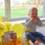 Arlo's first birthday fundraiser for The EBA