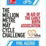 Million Metre May Challenge raises a phenomenal £2690!