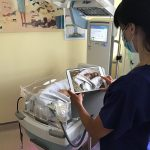 The Early Birth Association keeps families together through new technology system introduced to  neonatal units