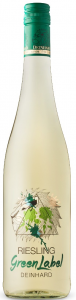 Deinhard green label riesling