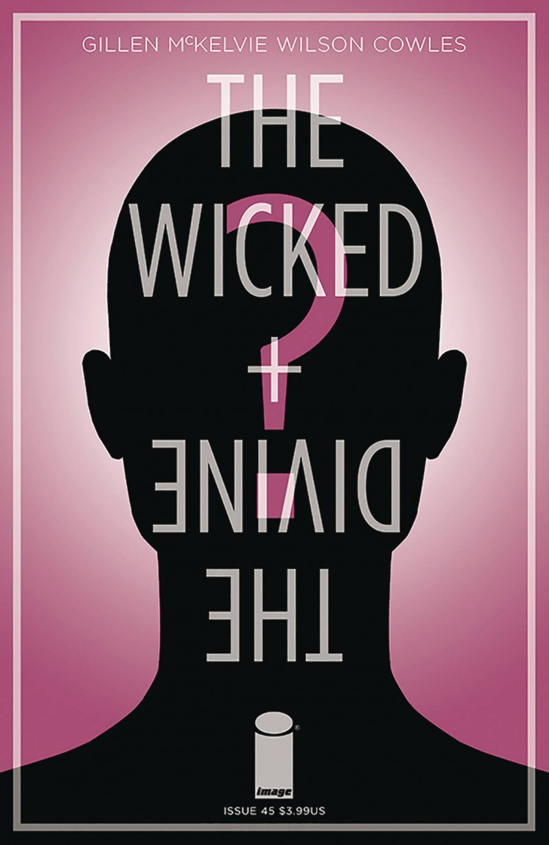 Wicked and Divine #45 CVR A Mckelvie and Wilson
