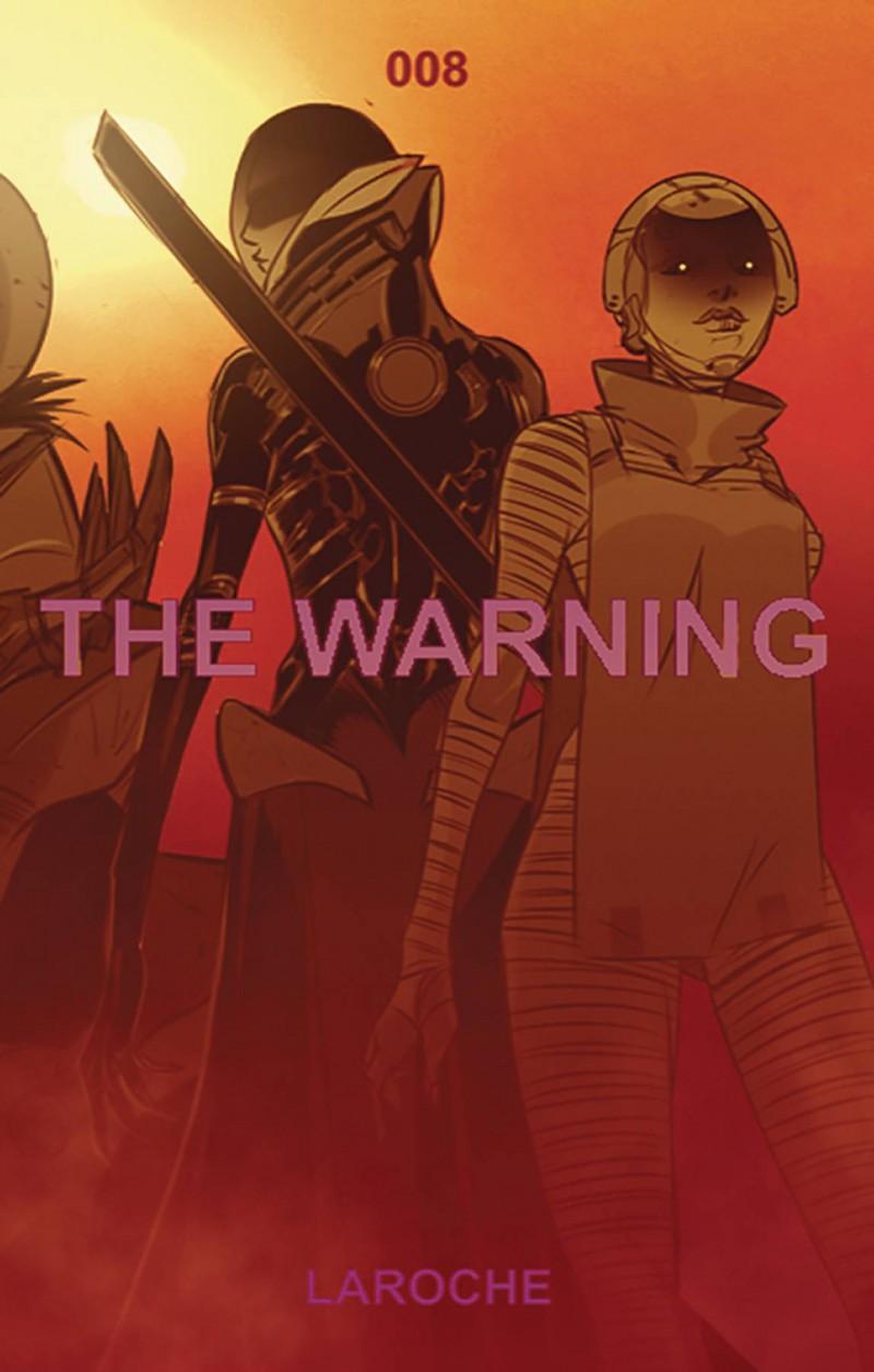 Warning #8