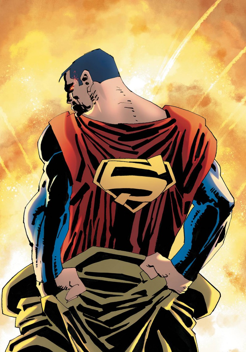 Superman Year One #1 CVR A Miller