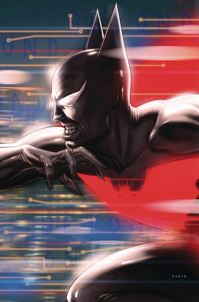 Batman Beyond  #33 CVR B
