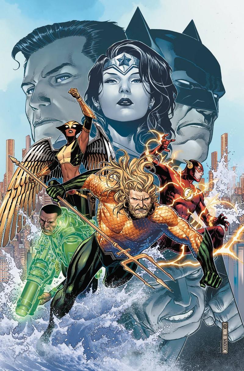Justice League V3 #25 CVR B