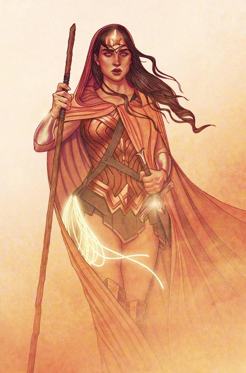Wonder Woman  #73 CVR B