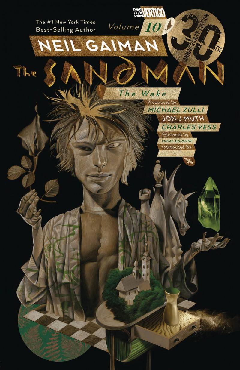 Sandman TP  the Wake 30th Anniversary Edition