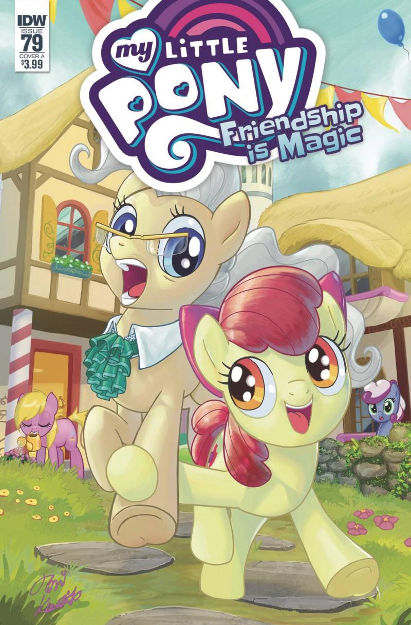 My Little Pony Friendship Is Magic #79 CVR A Kuusisto
