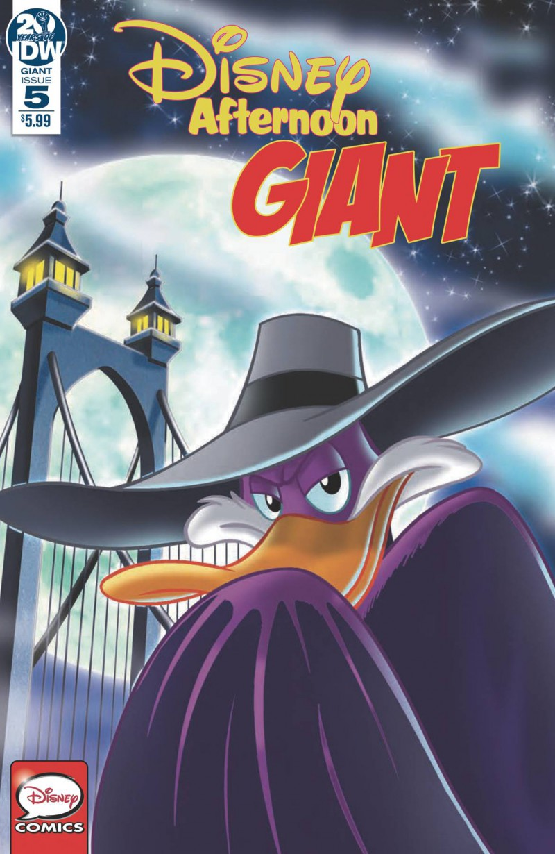 Disney Afternoon Giant #5