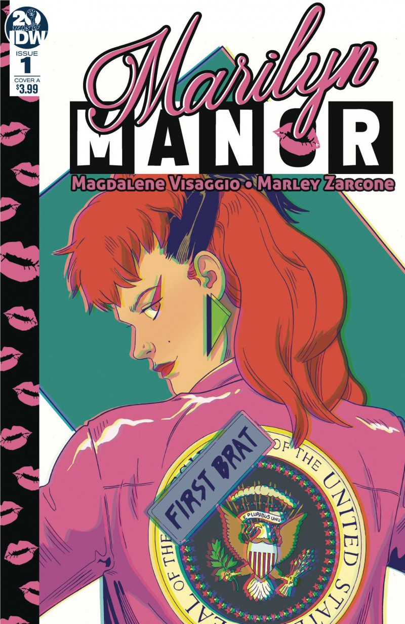Marilyn Manor #1