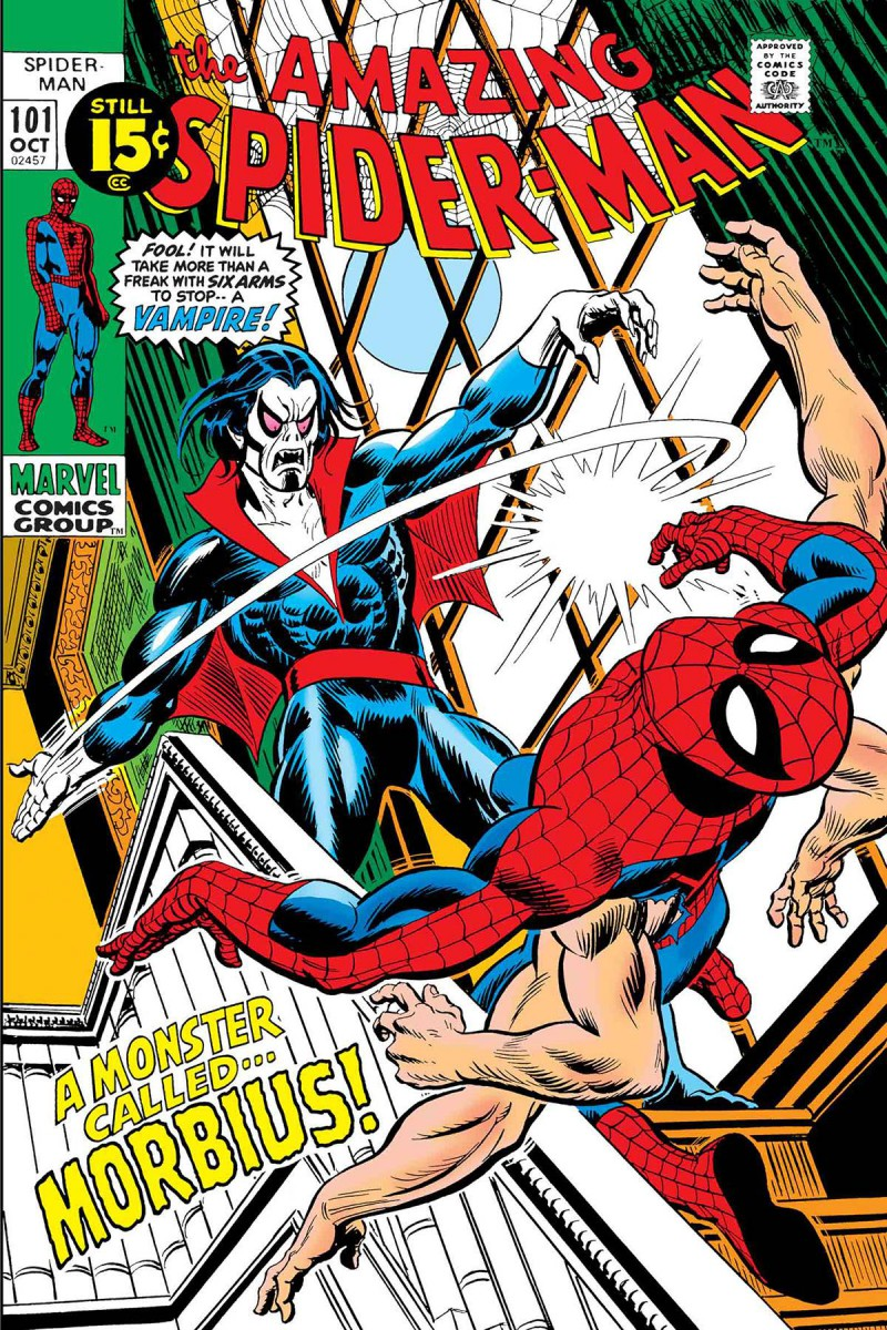 True Believers One-Shot Spider-Man Morbius