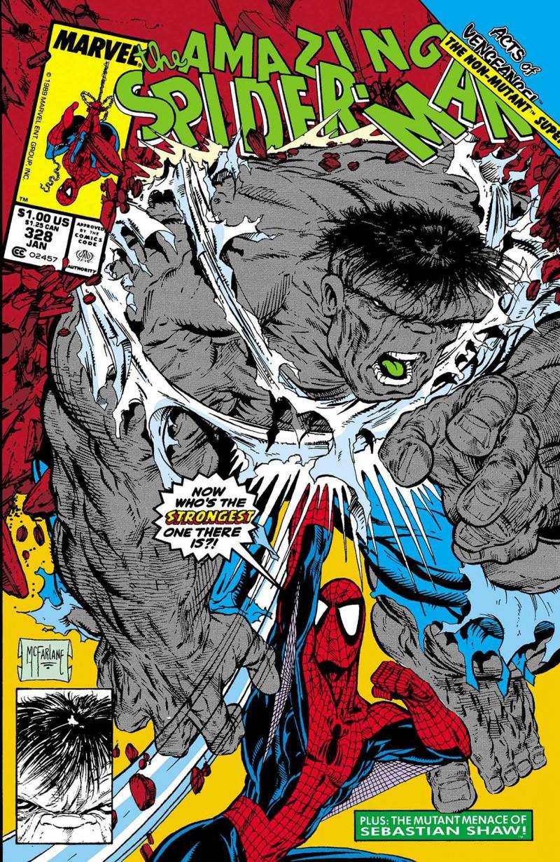 True Believers One-Shot Spider-Man Vs Hulk