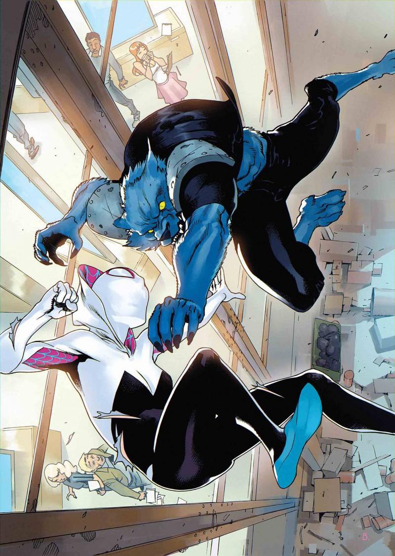 Spider-Gwen Ghost Spider #9