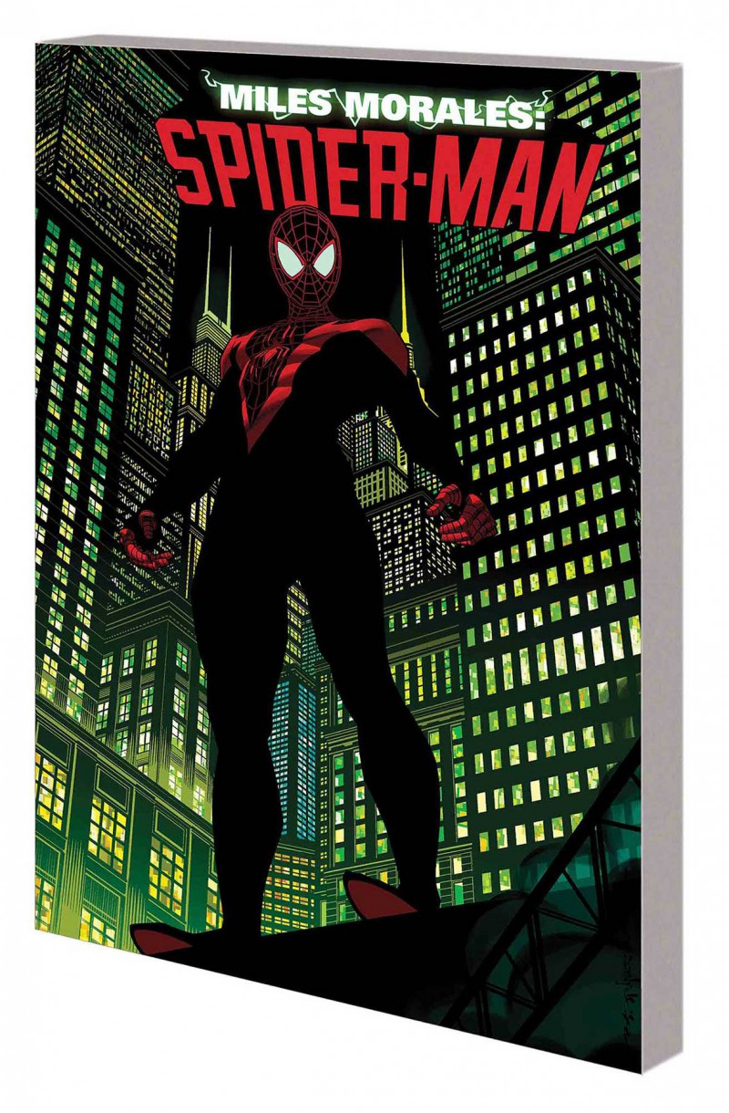 Miles Morales TP  Straight Out of Brooklyn