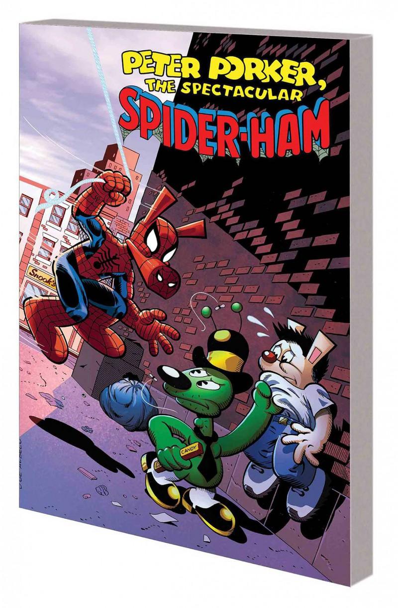 Peter Porker Spectacular Spider-Ham TP Complete Collection