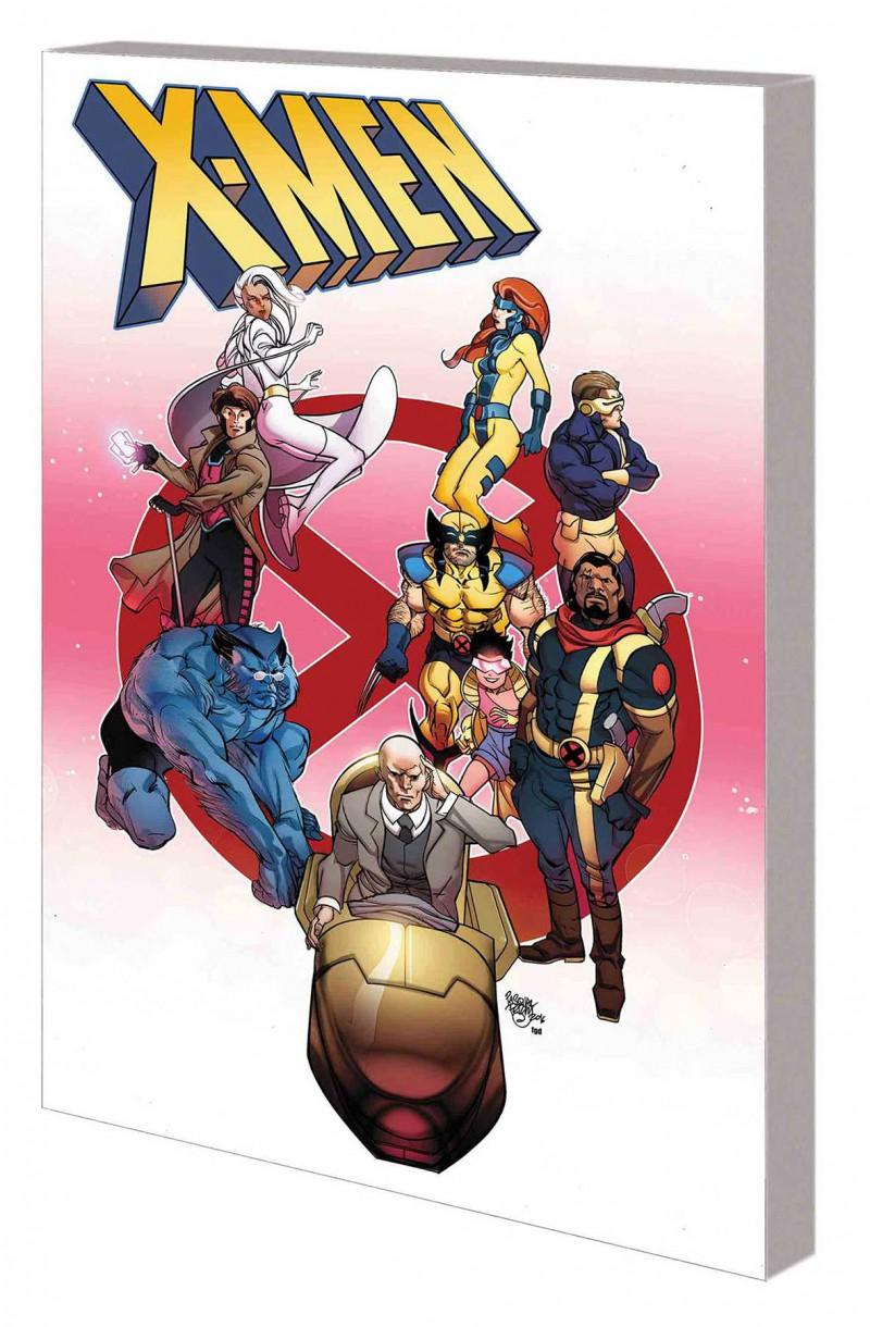 X-Men GN Adventures of X-Men