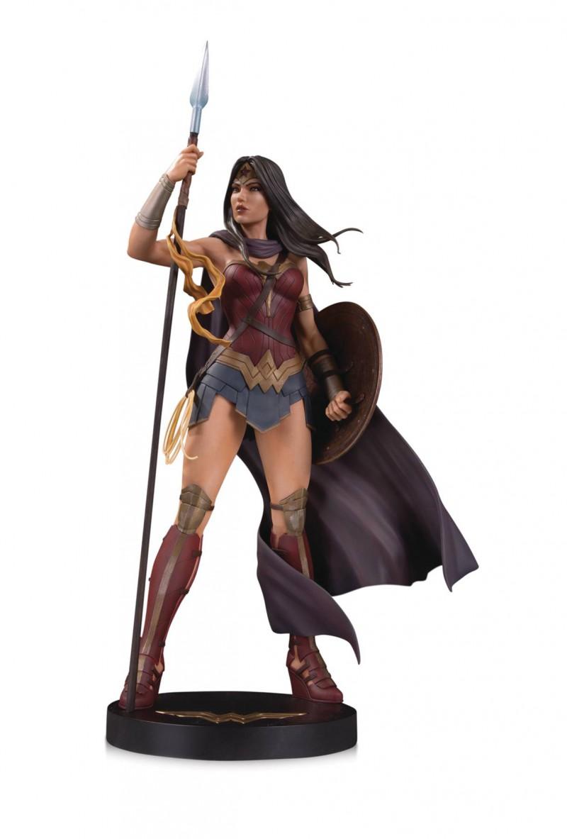 DC Statue Designer Series Wonder Woman by Jenny Frison