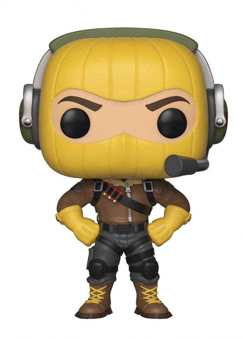 Funko Pop Fortnite Raptor