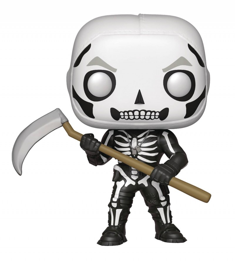Pop Fortnite Skull Trooper