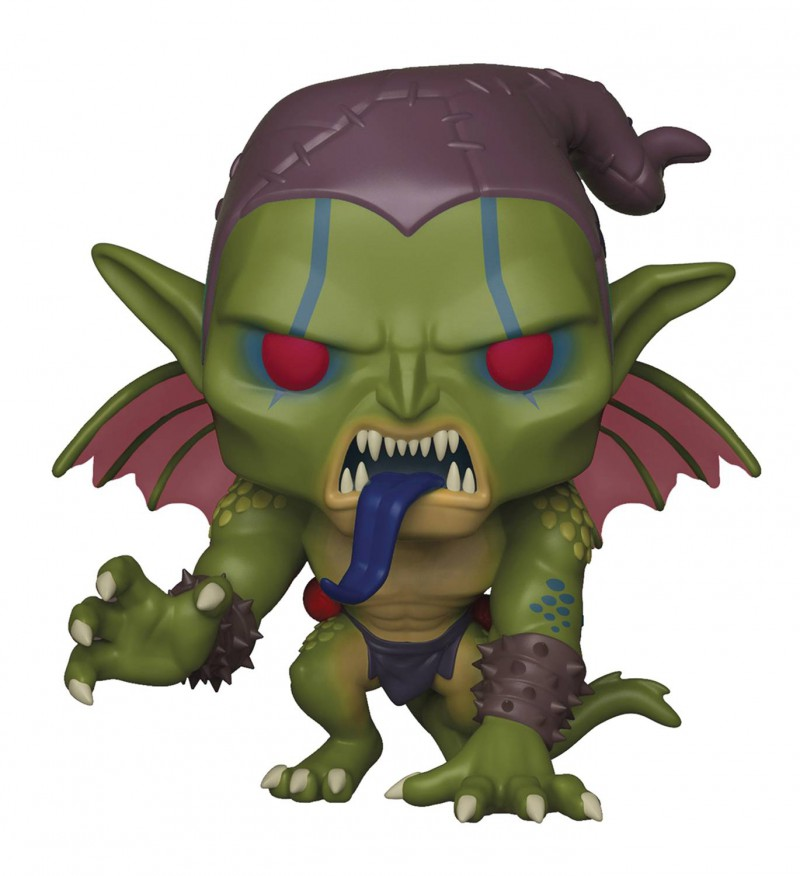 Funko Pop Marvel Into the Spider-Verse Green Goblin