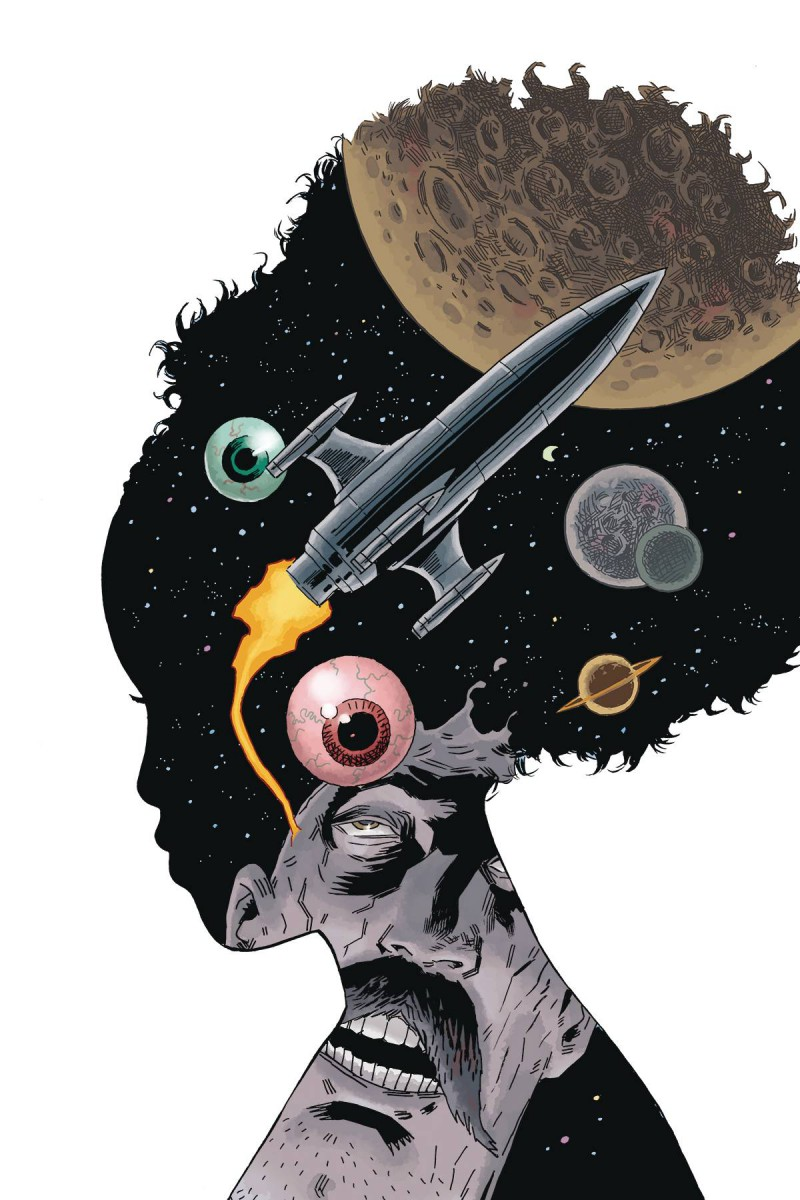 Black Hammer Age of Doom #10 CVR A Ormston