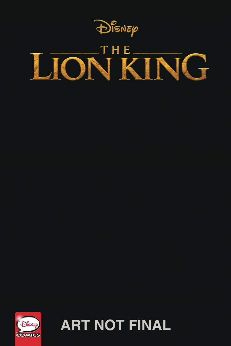 Disney Lion King GN  Wild Schemes and Catastrophes