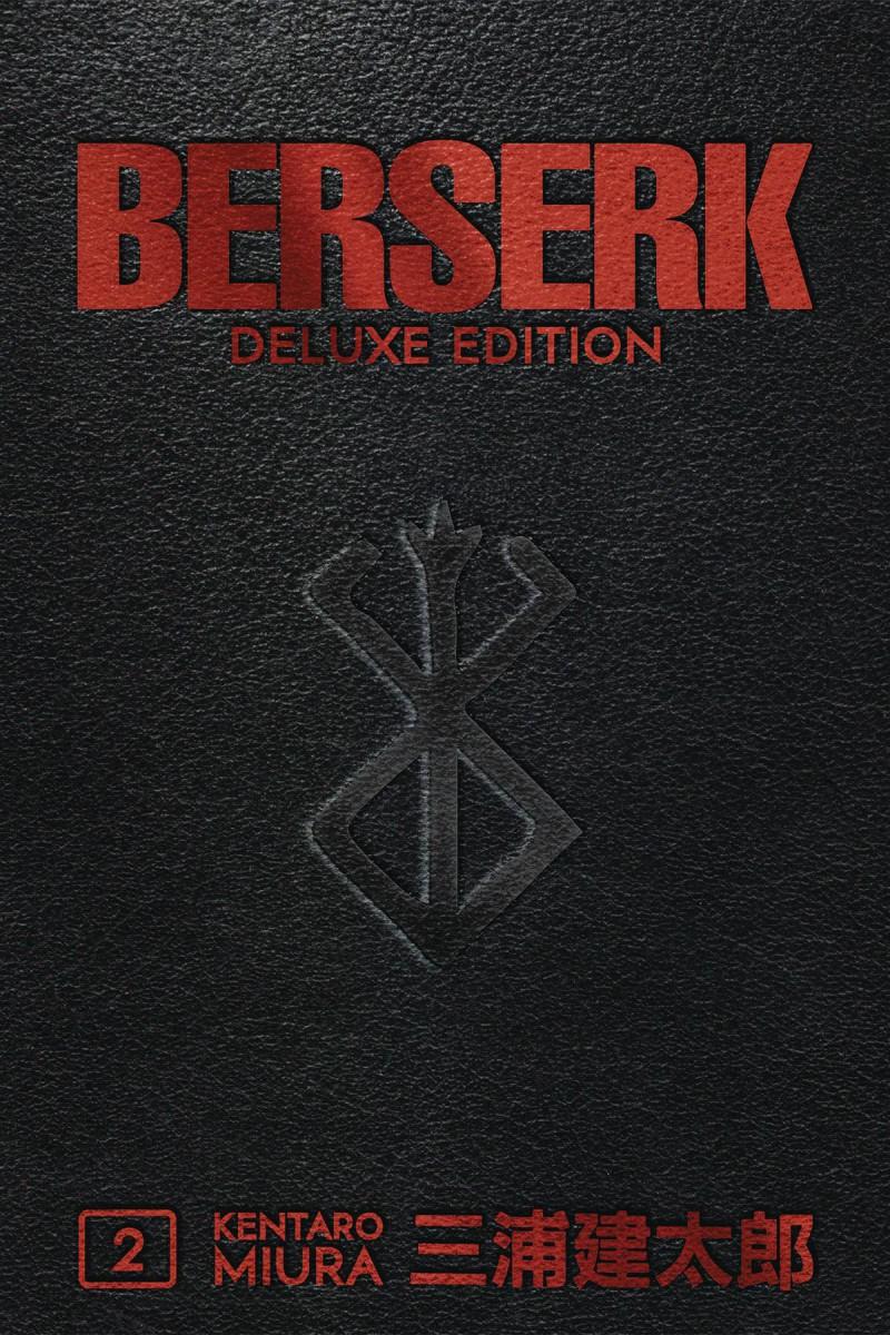 Berserk HC Deluxe Edition