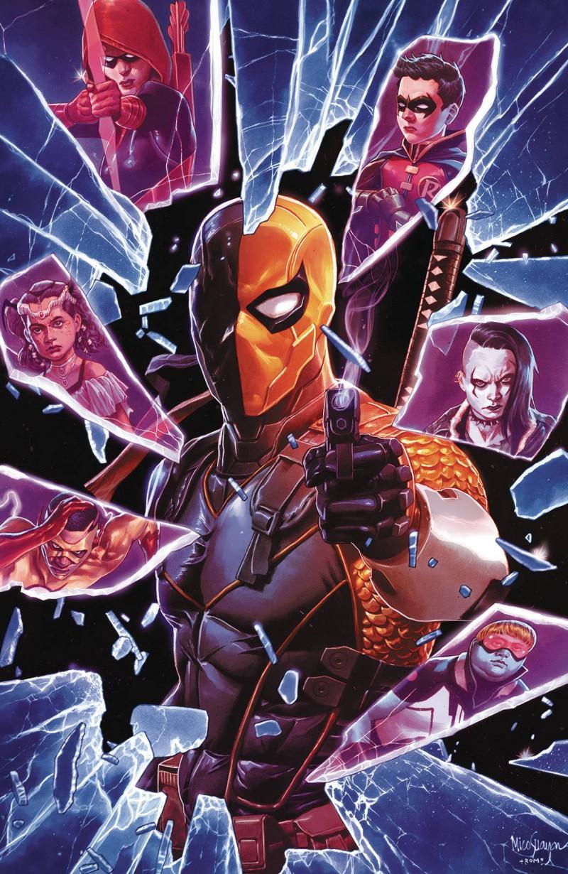 Teen Titans V6 #29 CVR B
