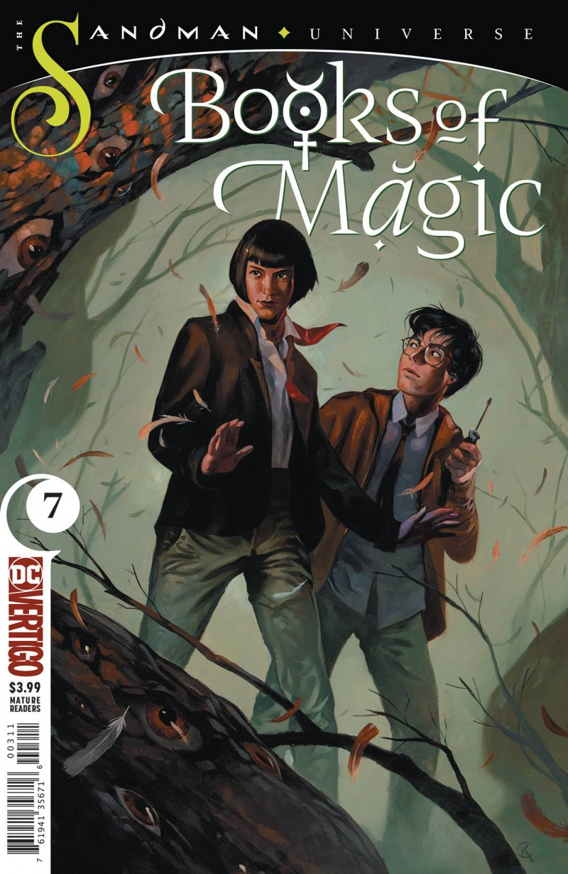 Books of Magic V2 #7