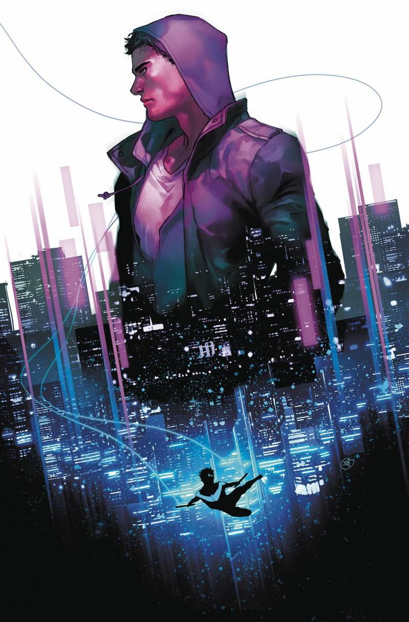 Nightwing  #59 CVR B