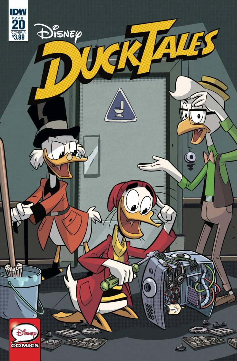 Ducktales #20 CVR A
