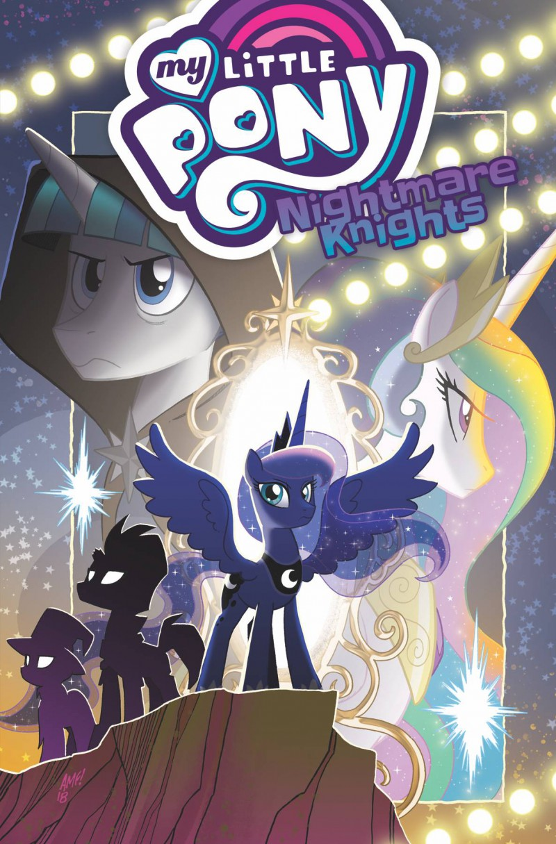 My Little Pony TP Nightmare Knights