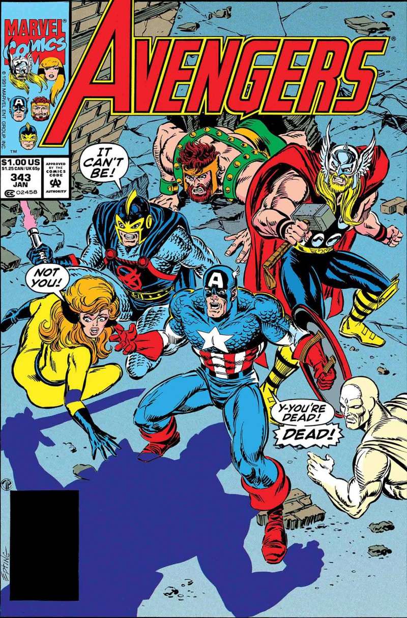 True Believers One-Shot Avengers Gatherers Saga