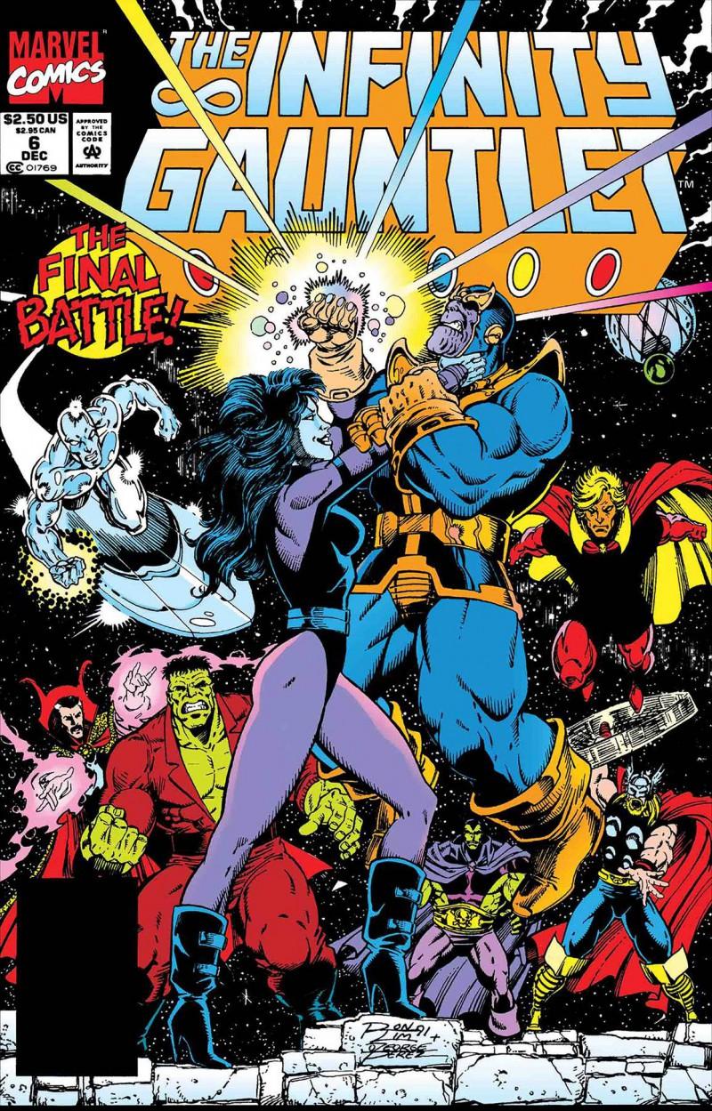True Believers One-Shot Avengers Thanos Final Battle