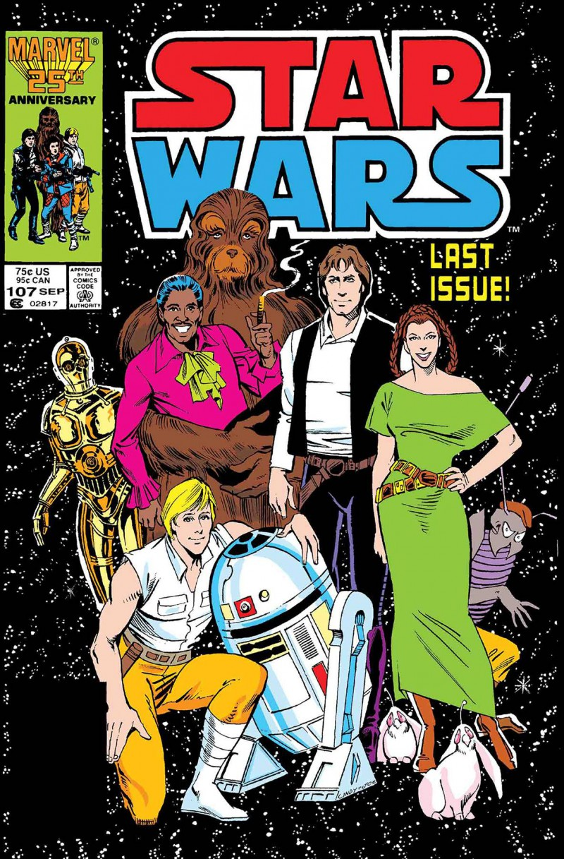 True Believers One-Shot Star Wars Original Marvel Years #107