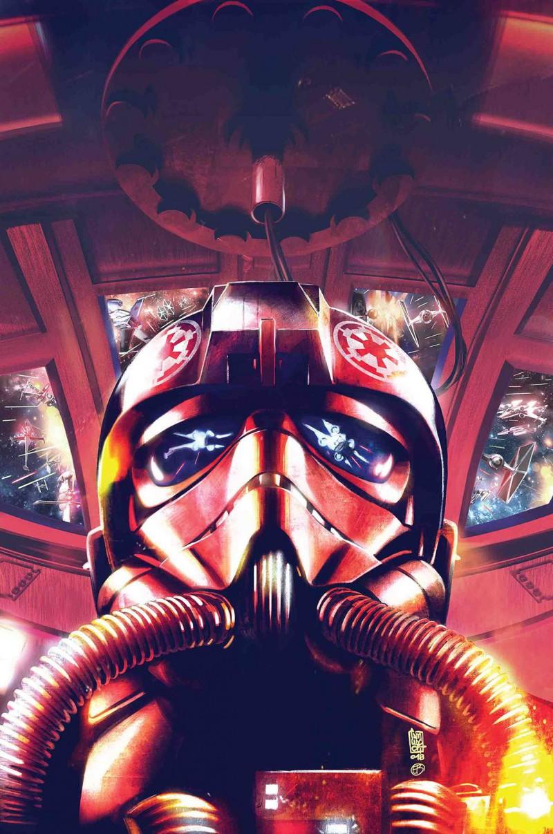 Star Wars Tie Fighter #1