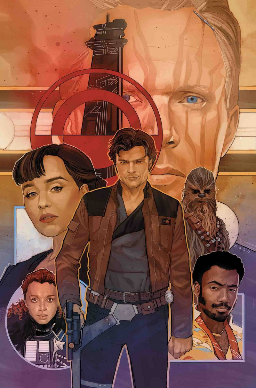 Star Wars Solo Adaptation #7