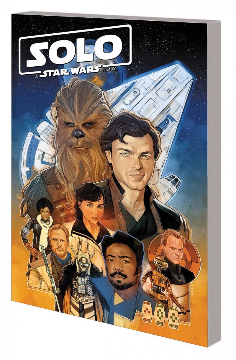 Star Wars TP Solo Star Wars Story Adaptation