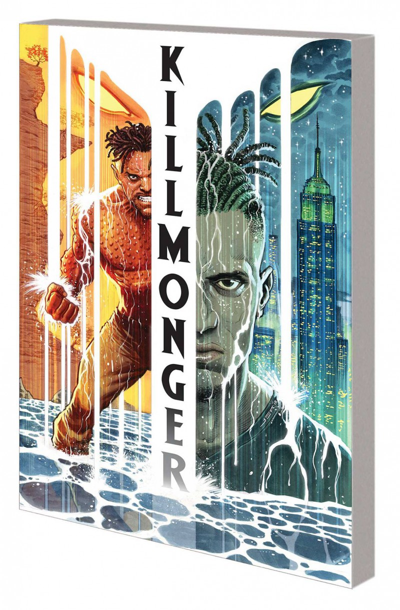 Black Panther TP Killmonger By Any Means