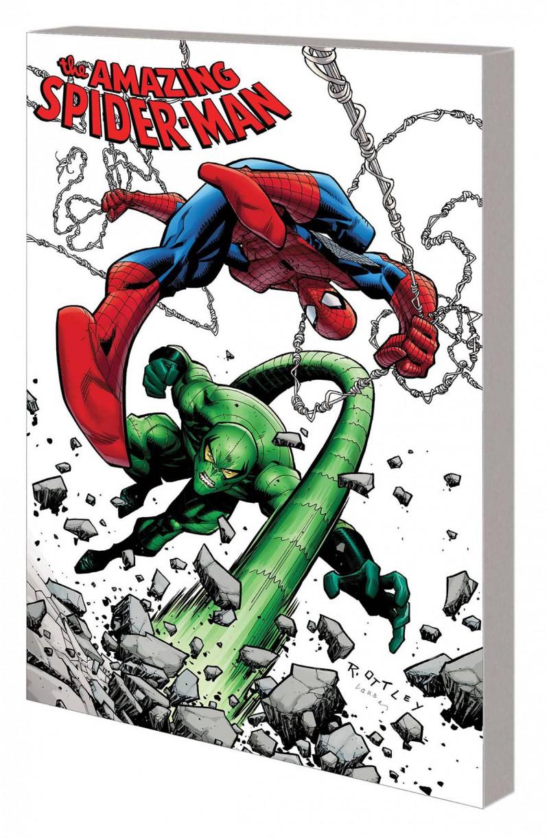 Amazing Spider-Man TP Nick Spencer