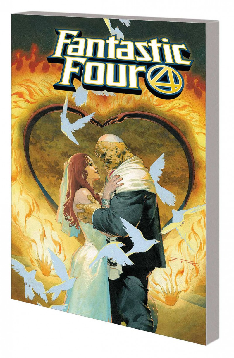 Fantastic Four TP 2018  Mr and Mrs Grimm