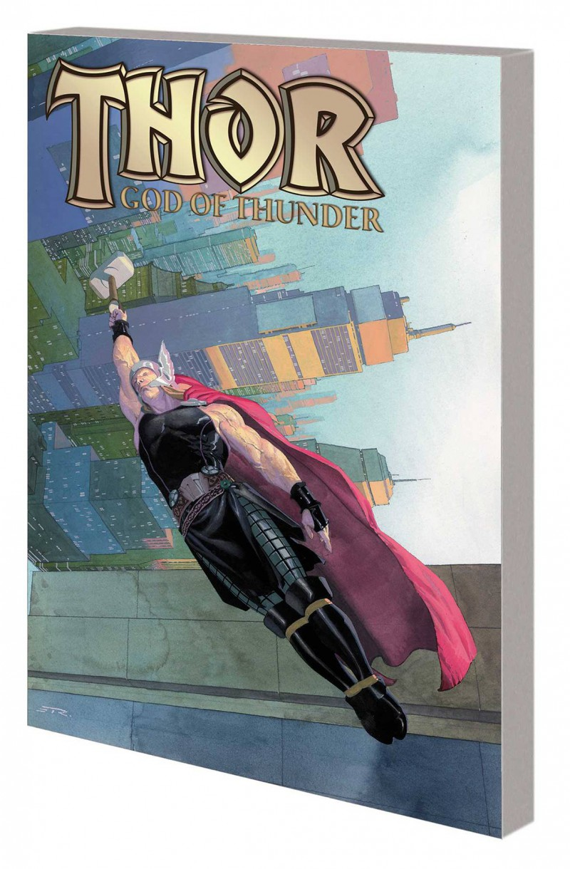 Thor TP Jason Aaron Complete Collection