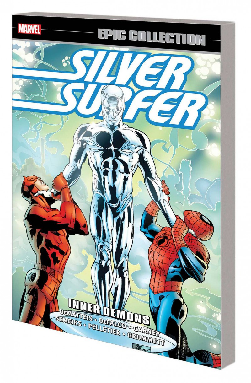 Silver Surfer TP Epic Collection Inner Demons