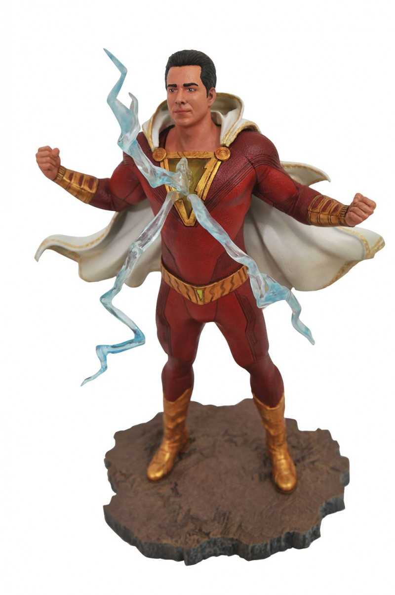 DC Gallery PVC Figure Shazam Movie Version