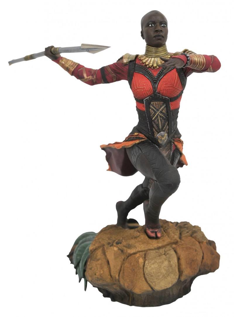 Marvel Gallery PVC Figure Black Panther Movie Okoye