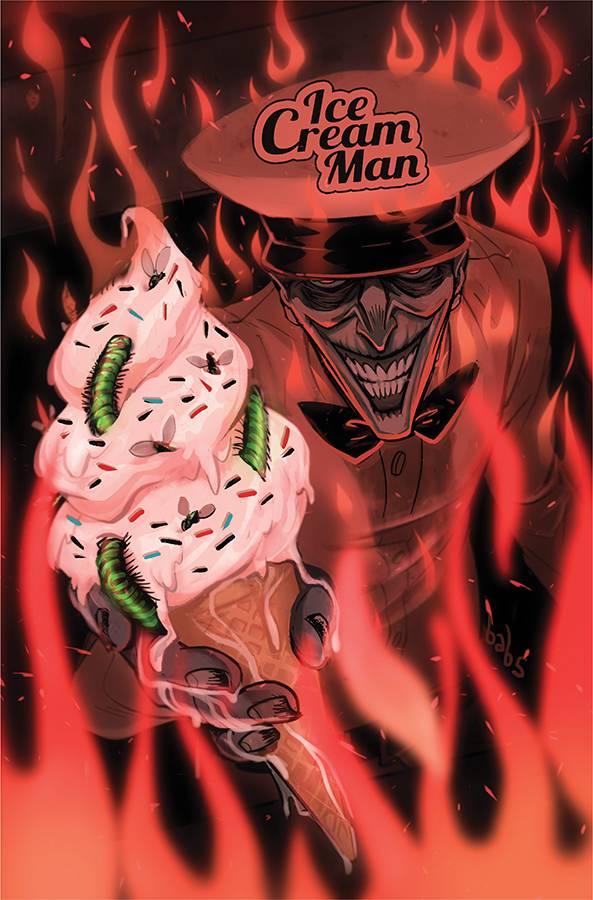 Ice Cream Man #11 CVR B Tarr