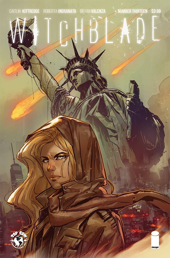 Witchblade V2 #13