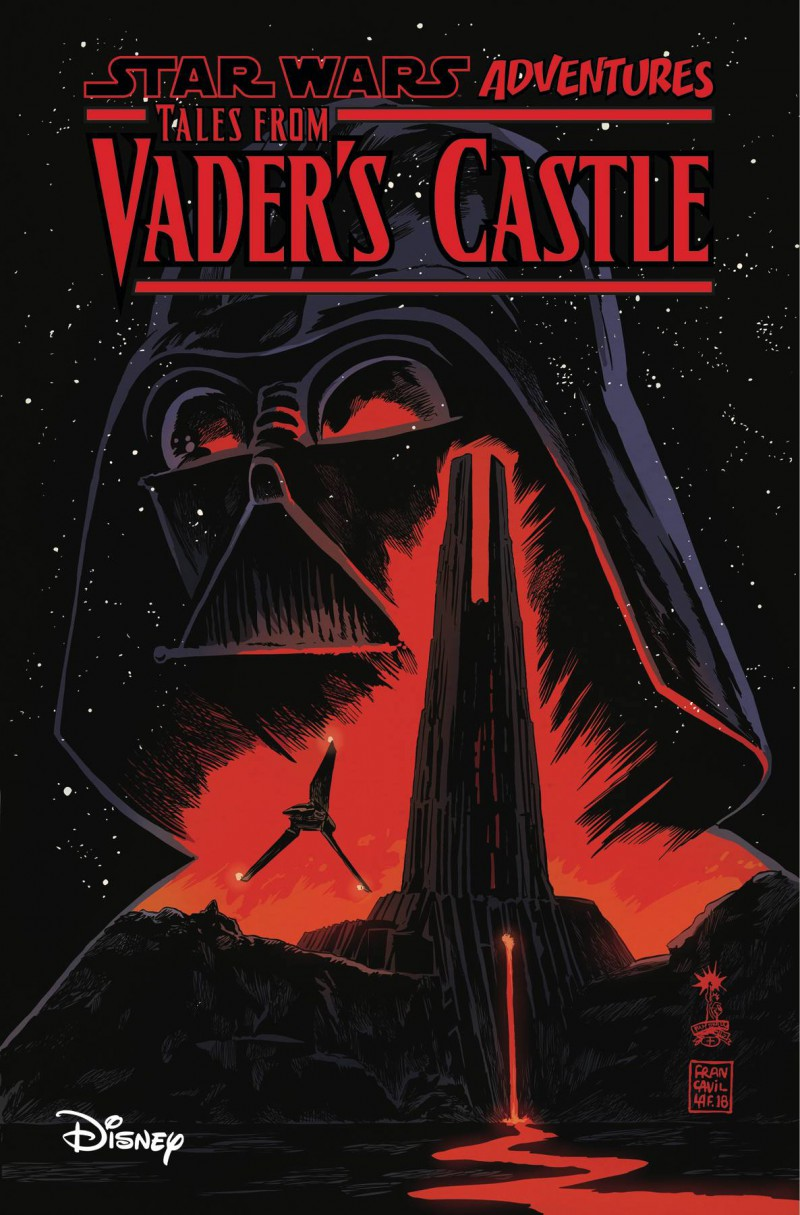 Star Wars TP Tales From Vaders Castle